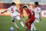 Trọng tài tưởng tượng phạt đền, U19 Việt Nam hòa oan uổng