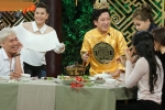 Cát Phượng 'dằn mặt' Lê Giang trên sóng truyền hình