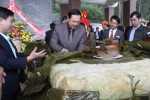 Cặp bánh chưng khổng lồ 700kg: Lãnh đạo tỉnh Nghệ An lên tiếng