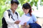 Bị 'điểm liệt' vẫn được đăng ký xét tuyển vào đại học năm 2017