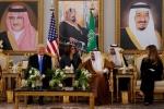 Hình ảnh ấn tượng chuyến công du nước ngoài đầu tiên của Tổng thống Trump