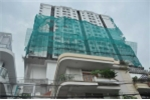 Saigonres Plaza Nguyễn Xí: Dân nơm nớp lo nhà sập, vật liệu rơi