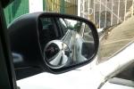 Bị bắt nóng khi đang trộm gương ô tô Mercedes