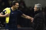 Ibrahimovic úp mở sẽ sang Man Utd trong 24 giờ tới