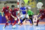 Chủ tịch VFF chúc mừng tuyển Futsal Việt Nam
