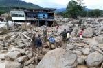 Lở đất khủng khiếp ở Colombia, hơn 200 người thiệt mạng