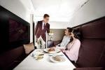Khám phá dịch vụ sang chảnh với vé máy bay giá hơn 1,7 tỷ đồng