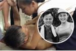 Vợ ôm sau đòn chí mạng của Flores, võ sư Đoàn Bảo Châu âu yếm nói lời yêu thương