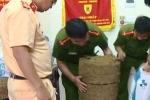 Chặn đứng đường dây chở ma túy khủng từ Lào vào Nghệ An