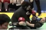 Video: Túy quyền thực chiến võ MMA