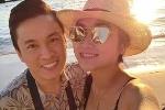 Lam Trường và vợ trẻ khoe hạnh phúc ở Hawaii