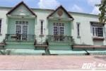 Những ngôi nhà 'kỳ quái' trên con đường mới nâng cấp ở TP.HCM