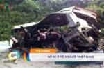 Clip: Hé lộ nguyên nhân vụ nổ xe khách ở Lào