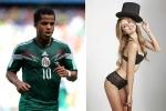 Cựu sao Barca lộ clip sex với người tình tin đồn xinh đẹp của Ronaldo?
