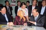 Thủ tướng chúc Tết các mẹ Việt Nam anh hùng ở Quảng Nam