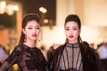 Hoa hậu Mỹ Linh 'lột xác' cá tính, Á hậu Thanh Tú mặc gợi cảm táo bạo