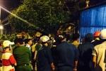 Cháy bất ngờ giữa đêm, gia đình thầy giáo 6 người chết thảm