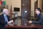Thượng nghị sỹ John McCain ra tuyên bố hoan nghênh phán quyết của Tòa trọng tài