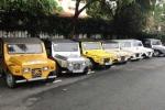 Ngắm dàn xe cổ 'hàng độc' tụ tập tại Sài Gòn