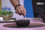 Cách làm món nhum biển nướng độc đáo và bổ dưỡng