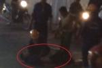 Nam công nhân rơi từ đường sắt trên cao Cát Linh – Hà Đông bị thương nặng