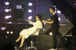 4. Lieu Ha Trinh voi phan thi dan chuong trinh ca nhac Tu Tinh Luc 0 gio voi khach moi la ca si Dam Vinh Hung (7)