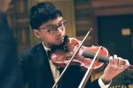 'Thần đồng' Violin trở thành gương mặt trẻ tiêu biểu Thủ đô 2016