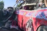 Tai nạn thảm khốc 13 người chết ở Gia Lai: Tài xế xe tải có dùng ma túy?