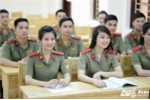 Tuyển sinh trường công an 2017: Bộ Công an bác tin đồn chỉ tiêu tuyển sinh
