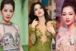 Sao Việt lộng lẫy khoe sắc trên thảm đỏ LHP Quốc tế Hà Nội 2016