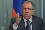 Ông Lavrov: Nga phản đối áp dụng biện pháp đối đầu