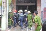 Cháy khách sạn giữa Sài Gòn, một người chết