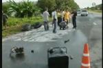 Thái Lan; 4 du khách Thụy Điển tử vong, tài xế bỏ trốn