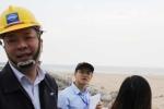 Ông Chu Xuân Phàm nói đã bị Formosa sa thải