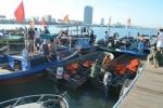 Tiếp tục tìm kiếm nạn nhân vụ lật tàu trên sông Hàn