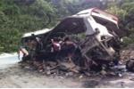 Nổ xe khách 8 người chết: Trên xe có nhiều pháo