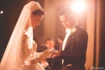 Khoảnh khắc ngọt ngào trong đám cưới sao 'Anh hùng xạ điêu'
