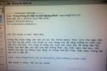 Hệ thống thư điện tử công vụ tỉnh Quảng Ninh bị tin tặc tấn công