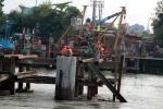Bộ Giao thông yêu cầu thay nhà thầu điều tiết tàu qua cầu Ghềnh