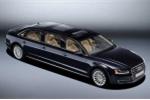 Audi ra phiên bản limousine 6 cửa dành cho hoàng gia