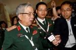 Tướng Nguyễn Chí Vịnh: Muốn có hòa bình, không can thiệp vào nội trị của nhau