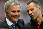 Gạt Ryan Giggs, MU ký nháy với Mourinho