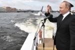 Tổng thống Putin: Lịch sử Nga gắn bó chặt chẽ với những chiến thắng của Hải quân