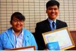 Nghiên cứu chống ung thư đoạt giải Nhất sáng chế khoa học của học sinh 2017