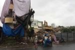 Sập trụ sở cũ báo Đà Nẵng, 2 người chết, 2 người bị thương
