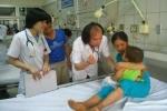 Bệnh nhi liên tiếp nhập viện do rắn độc cắn