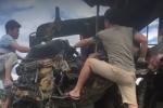 2 xe tải tông trực diện, 2 tài xế thương vong ở Quảng Ninh