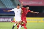 Sao trẻ nhất U20 Việt Nam vào đội hình tiêu biểu châu Á World Cup U20