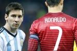 Hết rồi kỳ phùng địch thủ Ronaldo-Messi