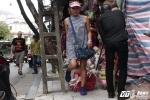 Hinh anh Pho phuong Ha Noi sau 1 thang ra quan dep via he 12